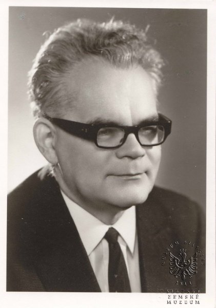 Profesor PhDr. Oldřich Králík, DrSc.