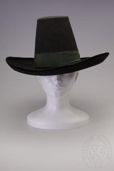 befe7abb93b eSbirky.cz - Plstěný černý klobouk